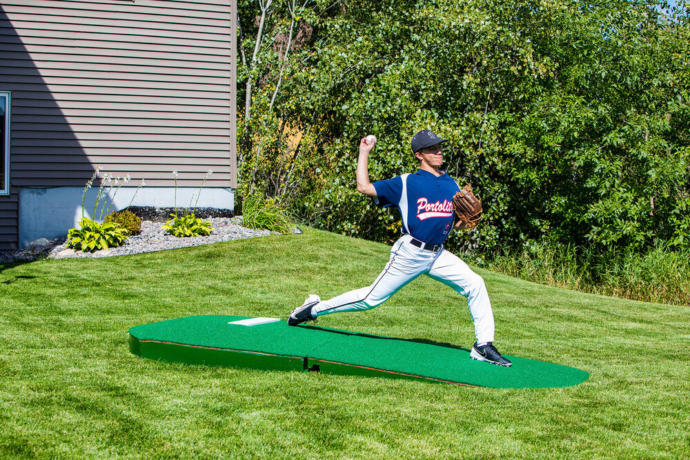 Packaging or Promotional image for Oversized Two-Piece Practice Mound