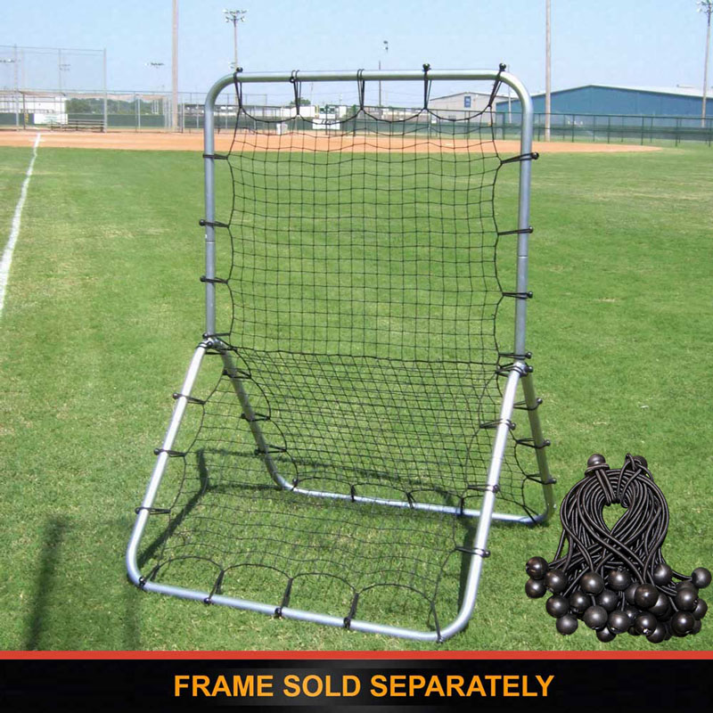 Packaging or Promotional image for Cimarron Sports Multi Sport Replacement Net and Bungee  Fasteners KIT