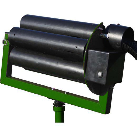 Packaging or Promotional image for Automatic Turret Ball Feeder